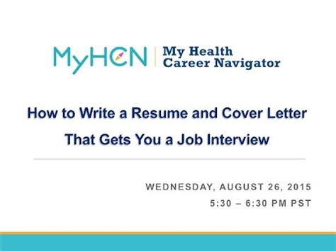 How to Write a Career Change Cover Letter Chroncom